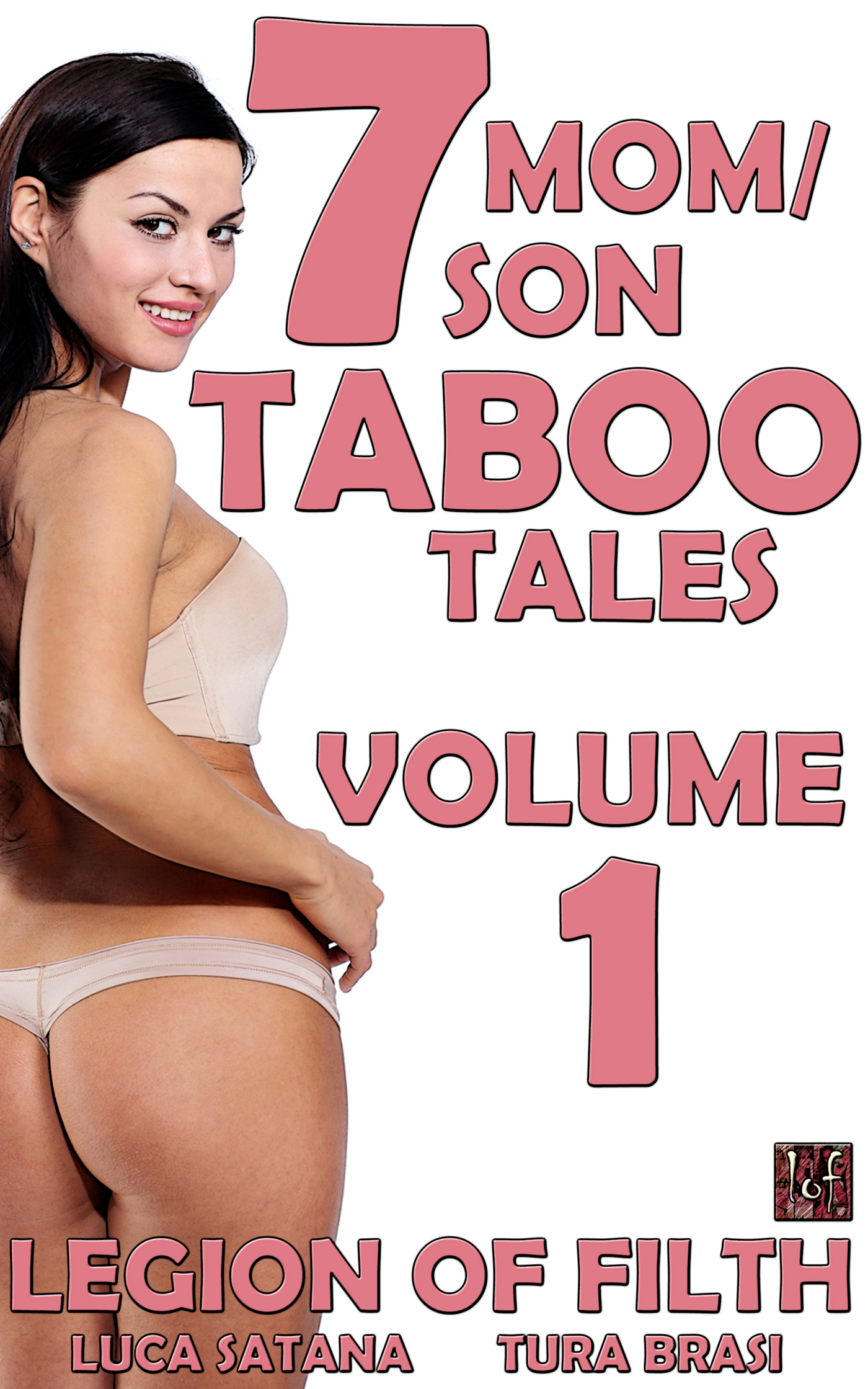7 Mom/Son Taboo Tales: Volume 1